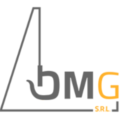 Logotipo DMG SRL